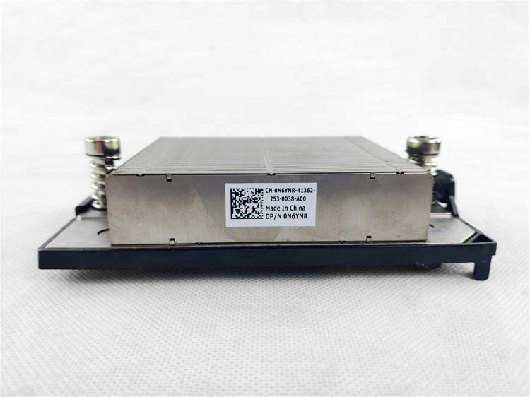 M112P 0M112P For Poweredge R620 R320 Server CPU Heatsink Refurbished