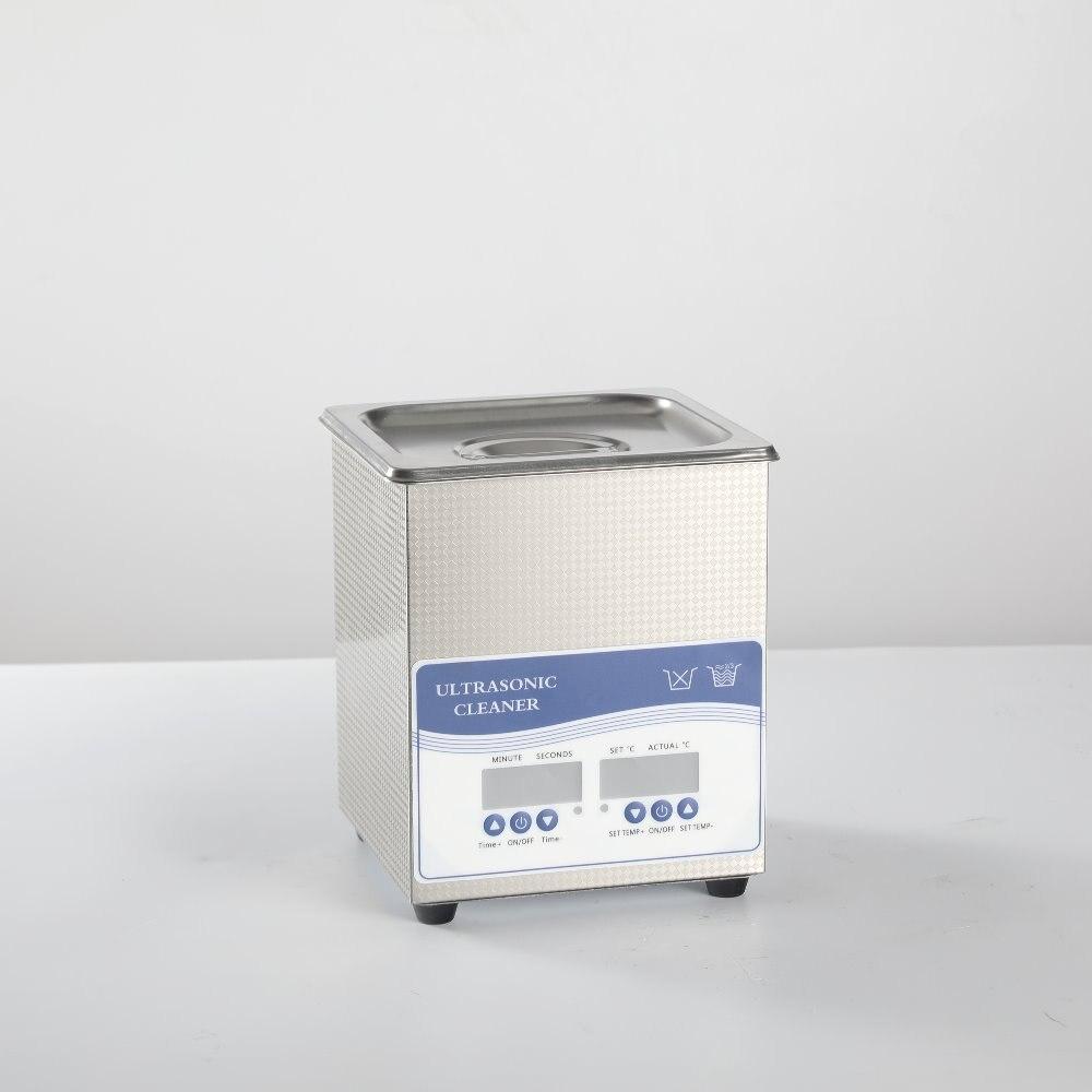 Limplus ménage 2L 60 W nettoyeur à ultrasons bain réservoir en acier inoxydable