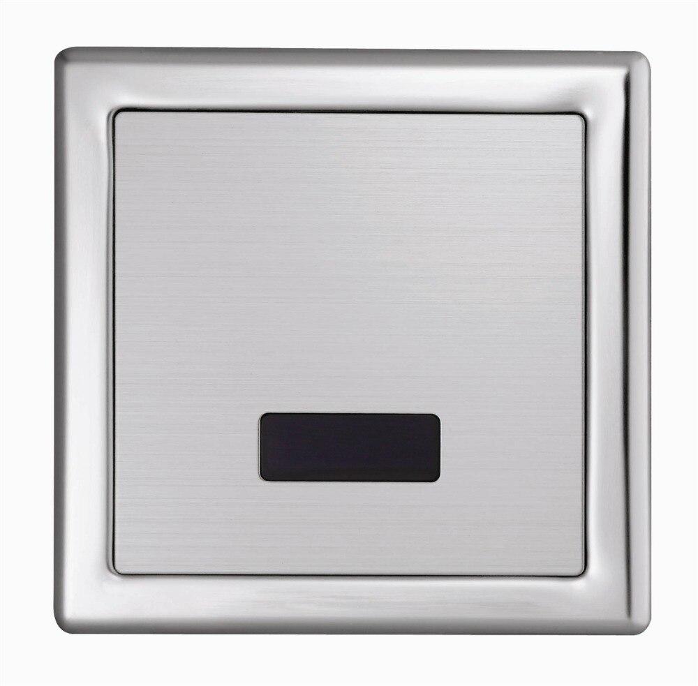 Clever Bad Dc/ac Verdeckte Flusher Urin Infrarot Sensor Urinal Automatische Hocker Spülventil Kupfer Ventil Hotel Auto Zubehör Toiletten & Toiletten-teile