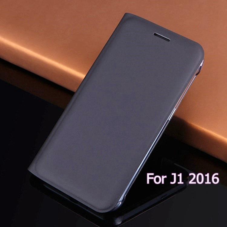Slim Flip κάλυμμα πορτοφολιών κάλυμμα πορτοφολιών με θήκη καρτών μανίκι τσάντα μάσκα θήκη για Samsung Galaxy J1 2016 J120 J120F J120H J120M