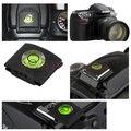 Dslr cámara Flash Hot Protector de la cubierta espíritu nivel para G16 SX50 SX60 HS 1100D 550D 600D 60D 5D2 700D 60D 70D 7D D7100 D5100