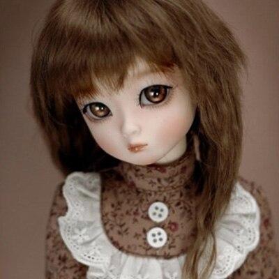 OUENEIFS bjd sd Dolls Dami Elfdoll Lovey 1 4 body model girls boys eyes High Quality