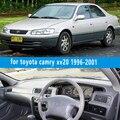 Dashmats автомобиля - стайлинг приборная панель для toyota camry xv20 Vienta Daihatsu Altis 1996 1997 1998 1999 2000 2001 rhd