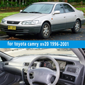 dashmats car-styling accessories dashboard cover for toyota camry xv20 Vienta Daihatsu Altis 1996 1997 1998 1999 2000 2001 rhd