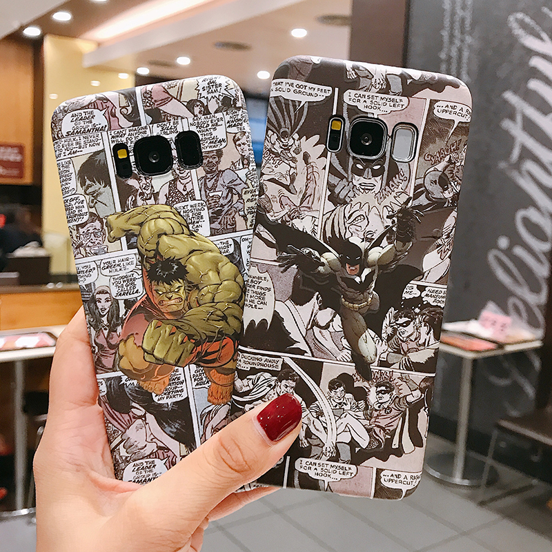 Buy anime case galaxy s8 and get free shipping on AliExpress com