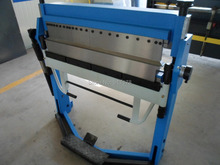 PBB 1020 3SH precision folding machine pen and box bending three segmented blades machinery tools