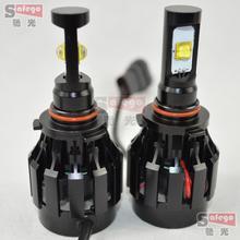 60W Cree 9005 LED car headlight 6000LMled headlights car LED headlight Auto headlamp bulbs 6000LM LED Fog Day Light Lamp Bulb