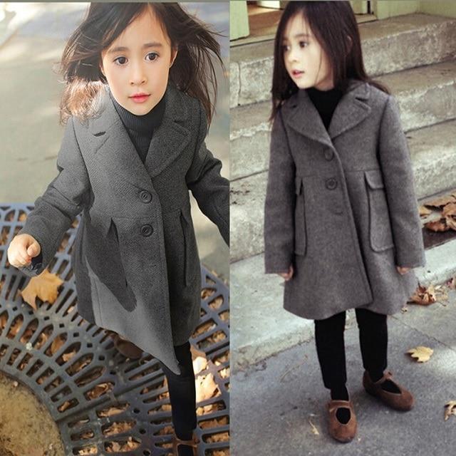Long Coat For Girl Fashion Women S Coat 2017