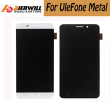 for UleFone Metal LCD Display + Touch Screen 100%  Digitizer Assembly Replacement Repair Accessories For Phone + Free  Tools