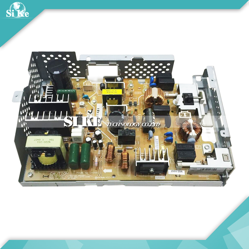 LaserJet  Engine Control Power Board For HP M4345 4345 MFP M4345MFP HP4345 RM1-1014 RM1-1013 Voltage Power Supply Board hot sale 100% test original for hp4345mfp power supply board rm1 1014 060 rm1 1014 220v rm1 1013 050 rm1 1013 110v