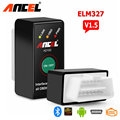 V1.5 MINI Bluetooth ELM327 Interruptor ELM 327 Versão 1.5 OBD2/OBDII para Android Torque Car Código Scanner LIVRE GRÁTIS