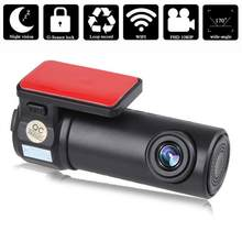 Smart Dash Cam 32GB 170 Degree Mini 1080P Full HD Wifi Car DVR Camcorder Night Version G-Sensor Driving Recorder PK Xiaomi 70mai(China)
