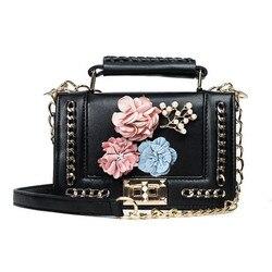 COOL WALKER Mini Chain bag handbags women famous brand luxury handbag women bag designer Crossbody bag for women Purse Bolsas