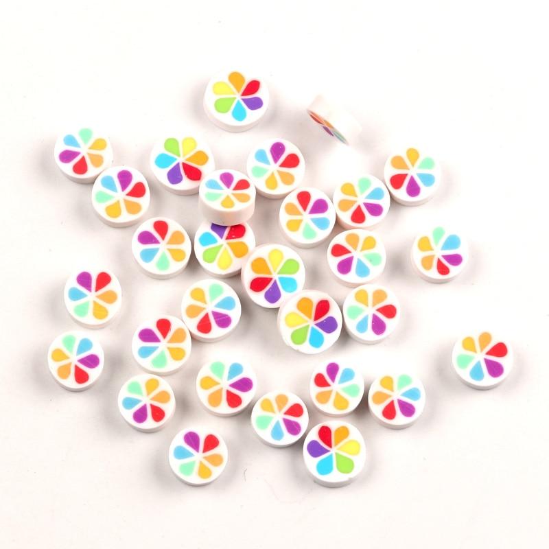 20pcs Crystal Flower Flatback Wedding Craft Embellishments Scrapbook Buttons