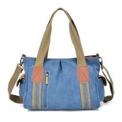 Nouveauté femmes toile sac de voyage de haute qualité femmes grande capacité sac à bandoulière bref sacs à main sac a main femme de marque