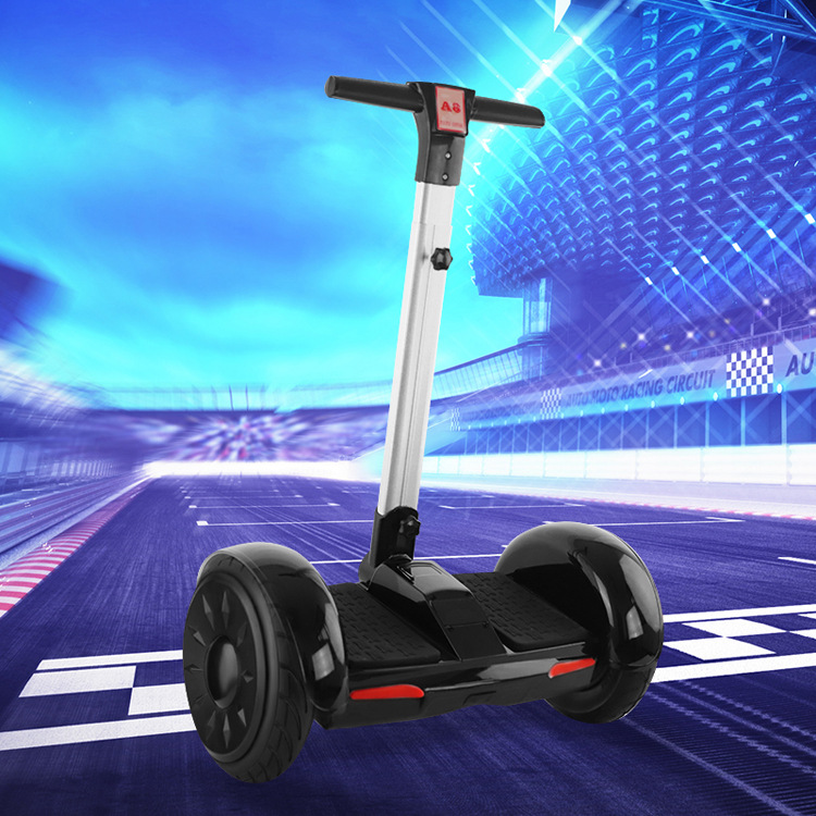 Intelligent Two-wheels Electric Scooter with 10 inch tire for kids and adults 3