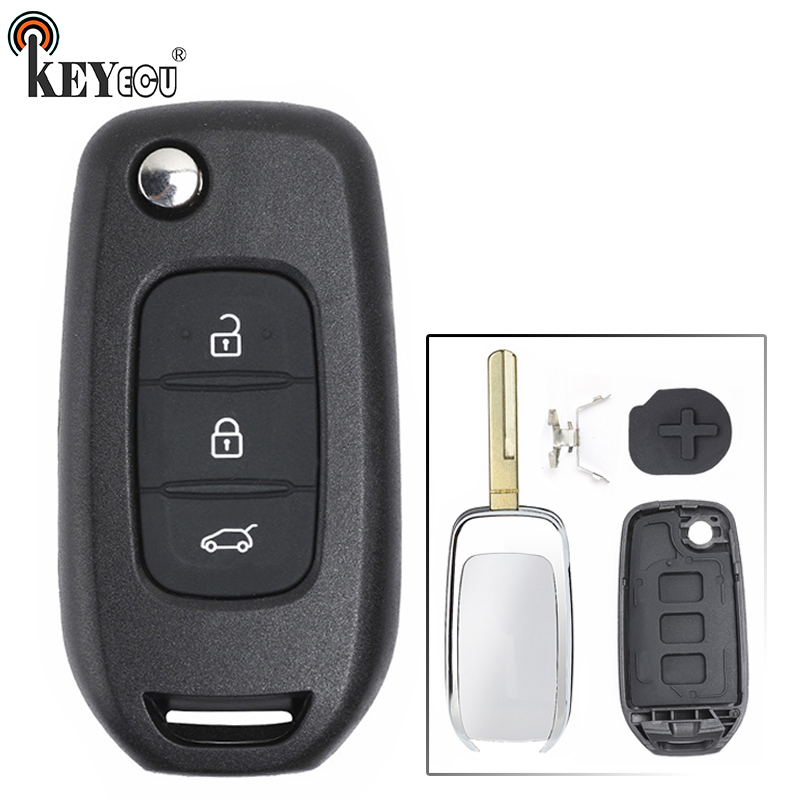 New 2 Buttons Remote Key 433mhz Pcf7961m For Renault Symbol Megane3 Captur Kadjar 2013 2014 2015 2016 2017 Security Alarm Back To Search Resultssecurity & Protection