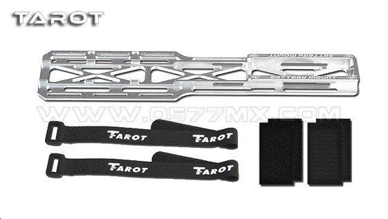 F01549 Tarot 600 PRO Metal Battery Holder Mount TL60215-01 For 600E PRO /600EFL PRO 600PRO RC Helicopter upgrade  laete 60215 2