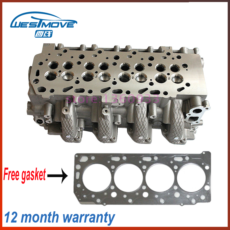 Self-Conscious Cylinder Head 1005a560 1005b452 1005b453 908519 908 519 For Mitsubishi Engine : 4d56u 4d56hp 2.5 Tdi16v 2477cc Promote The Production Of Body Fluid And Saliva