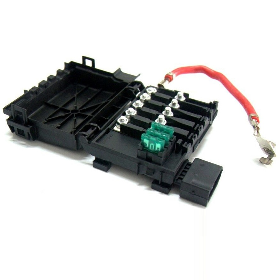 hight resolution of hongge new battery fuse box assembly for vw jetta bora golf mk4 beetle seat leon toledo