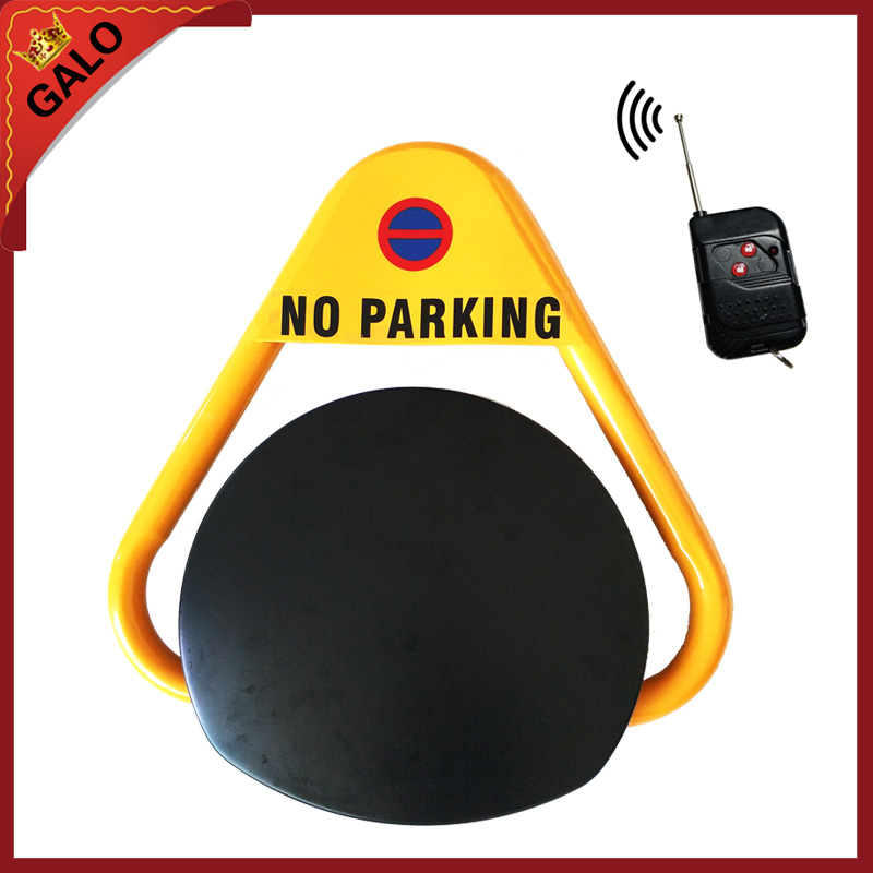 Automatic Remote Control Reserved Parking Space Lock / Parking blockade for outdoor car parking system reserved ремень