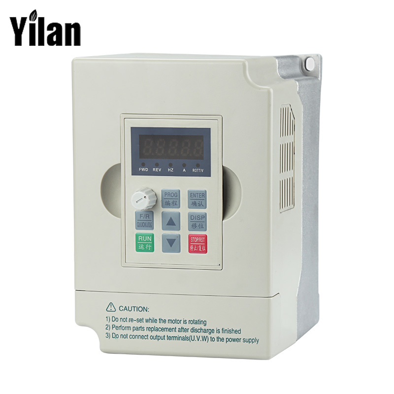 цены Universal vector type single-phase inverter 1.5KW1500W220v single household factory motor governor machine