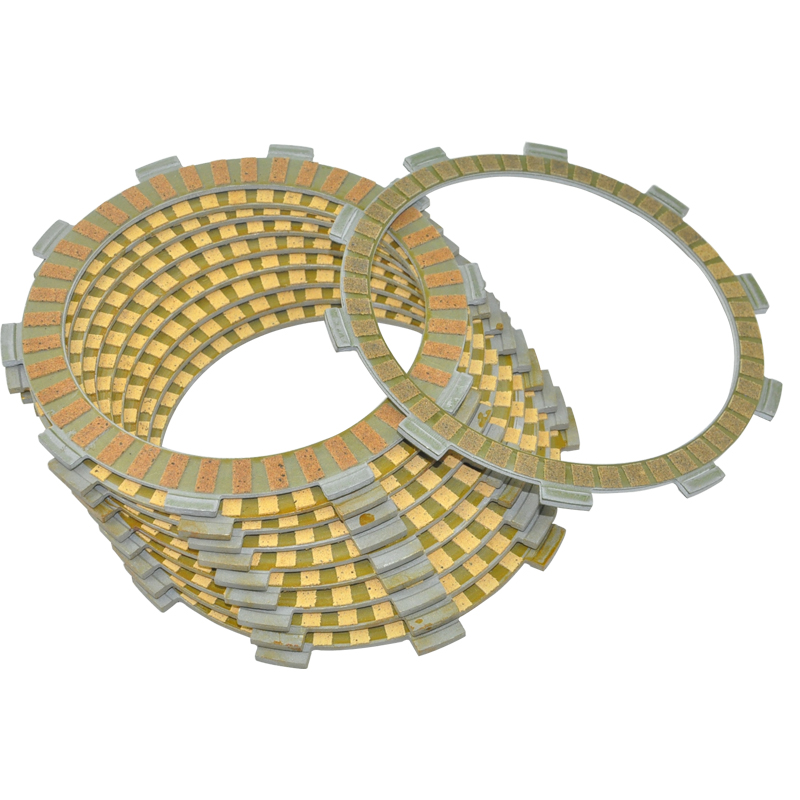 For SUZUKI Bandit 1200 GSF1200S GSF 1200S 1200 s 1996 1997 1998 1999 2000 2001 2002 2003 Motorcycle Frition Clutch Plates Kits стоимость
