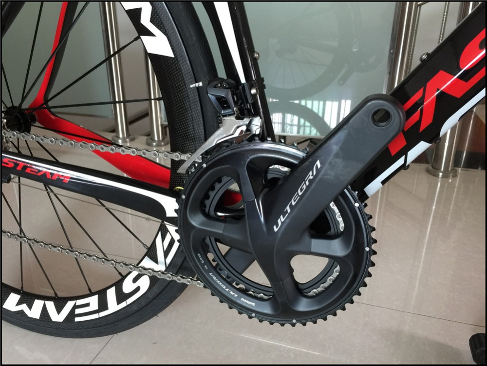 HTB1ACMLoStYBeNjSspkq6zU8VXaR - HOT SALE 2018 New Full Carbon 700C Street Bike Carbon Full Bicycle With Ultegra R8000 22 Velocity Groupset And 50MM Wheelset