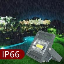 220V LED Floodlight 30W 50W 100W 150W Reflector LED Flood Light Waterproof IP66 Spotlight Outdoor Street Lamp Wall Reflector