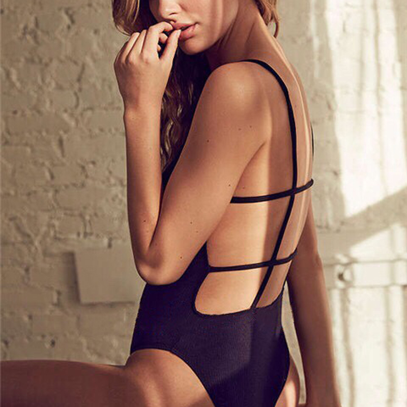Summer Bodysuit Rompers Hot Sale Womens Jumpsuit Sexy Backless Hollow Out Women Bodycon Jumpsuits