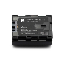 BN-VG114 BN lithium batteries VG114 Digital camera battery For JVC GZ-E100 GZ-EX210 GZ-EX250 GZ-EX215 GZ-EX515
