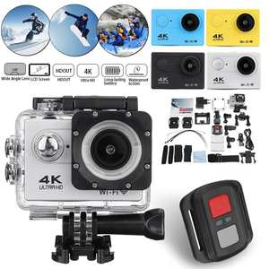 30 m Action Camera for Ultra Hd 4 k Wifi 2.0 170d Screen 1080 p Underwater Waterproof