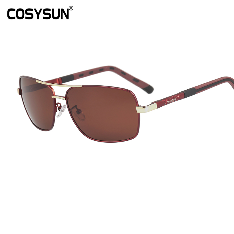 eccbc1866e8 Best buy 2017 COSYSUN Brand Men Sunglasses HD Polarized Sunglasses men  Driving sunglasses for Man Coating Mirror Glasses oculos Male 0042 online  cheap