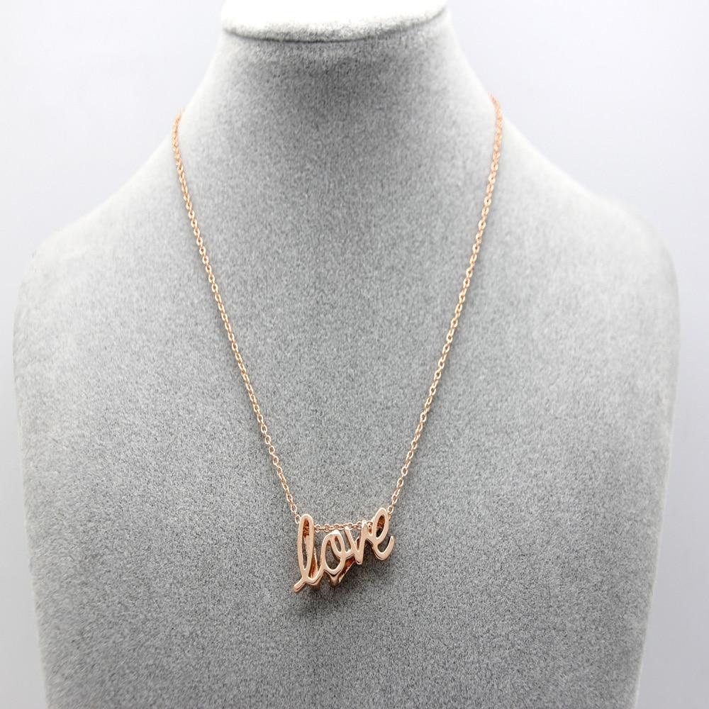 Custom Nameplate necklace diy Personalized Choker 925 ...  |Diy Custom Jewelry Pendant