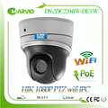 Hikvision Full HD 1080P 2MP wireless wifi IP PTZ Network Camera DS-2DC2204IW-DE3/W with audio&alarm interface wi if camara poe