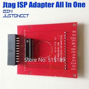 Image 4 - Najnowsza aktualizacja MOORC JTAG ISP Adapter wszystko w 1 dla RIFF łatwe JTAG PRO JTAG MEDUSA EMMC E MATE BOX ATF BOX