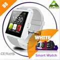 2016 Hot U8 Smart Wrist Watch For Ipone Reloj Bluetooth Smartwatch Android Digital Sport Wristwatch For Sumang Android phone