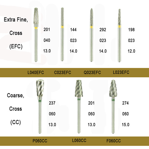 10 pcs lote hp cortadores de carboneto de tungstenio brocas carbide laboratorio para acabamento e
