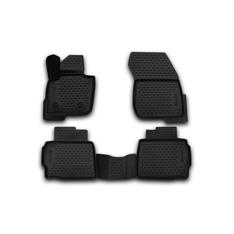 Car Mats 3D salon For FORD Mondeo 01/2015->, 4 PCs (polyurethane) tcrt5000 reflective infrared sensor photoelectric switches 10 pcs