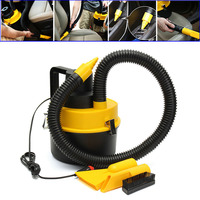 Portable 12V Wet Dry Vac Vacuum Cleaner Inflator Turbo Hand Held Fits For Car Or Shop