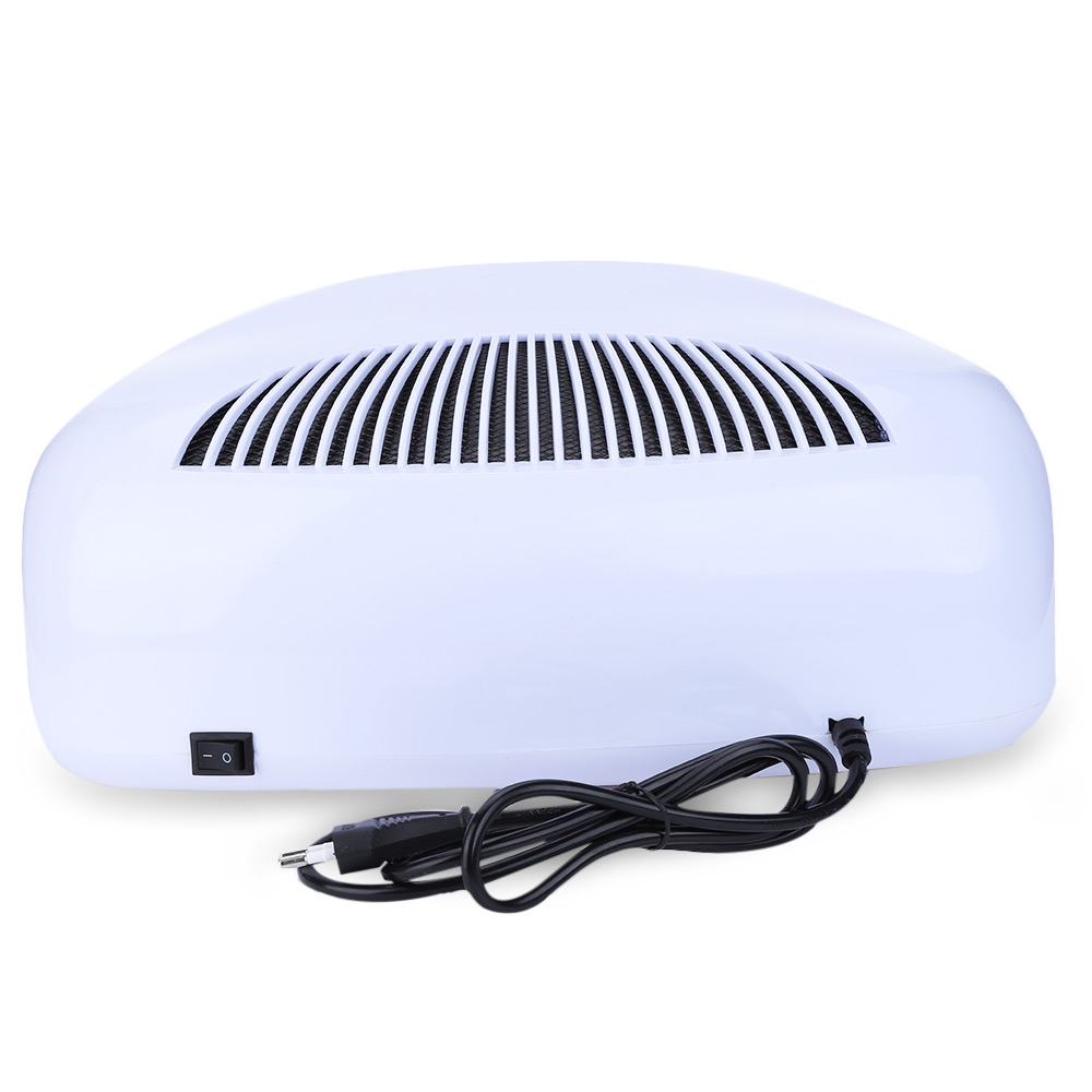 54W Large Feet UV Nail Lamps Toe Nail Dryer Manicure Tool UV Phototherapy 2 Hands Feet Gel Lamp with Fan For Curing Gels Polish