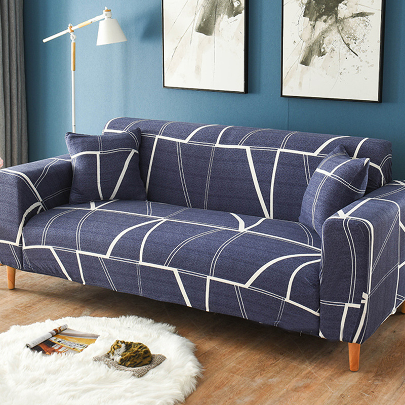 YRYIE Stretch Slipcover Elastic Sofa Cover Tight Wrap All-inclusive Couch Cover For Living Room Furniture Armchairs Home Decor image