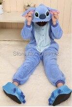 Pijamas pyjamas onesies stitch costume halloween pajamas cosplay adult animal party