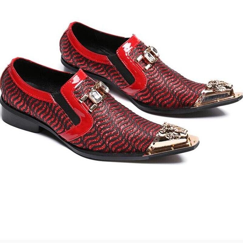 889f5473ed Zobairou sapatenis masculinos pico ocasional italiano mocasines zapatos  hombres cuero genuino mocassin homme para Hombre Zapatos en Calzado vestir  de ...