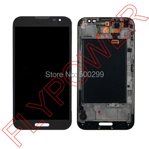 ФОТО for LG Optimus G Pro F240 LCD Display  with Touch Screen Digitizer with Frame assembly by free shipping; 100% warranty
