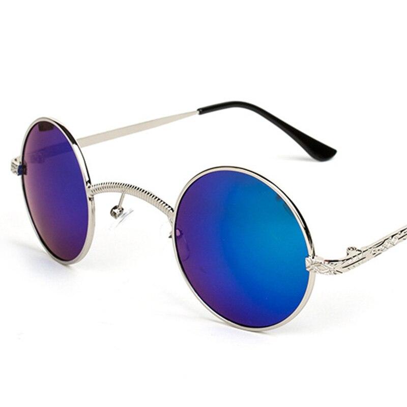 2017 jahrgang tiny kleine runde Sonnenbrille Männer Frauen ...