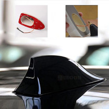 Car Shark Fin Antenna Aerials With AM FM Radio Signal for Chevrolet Cruze TRAX Aveo Sonic Lova Sail Equinox Captiva Volt Spark(China)