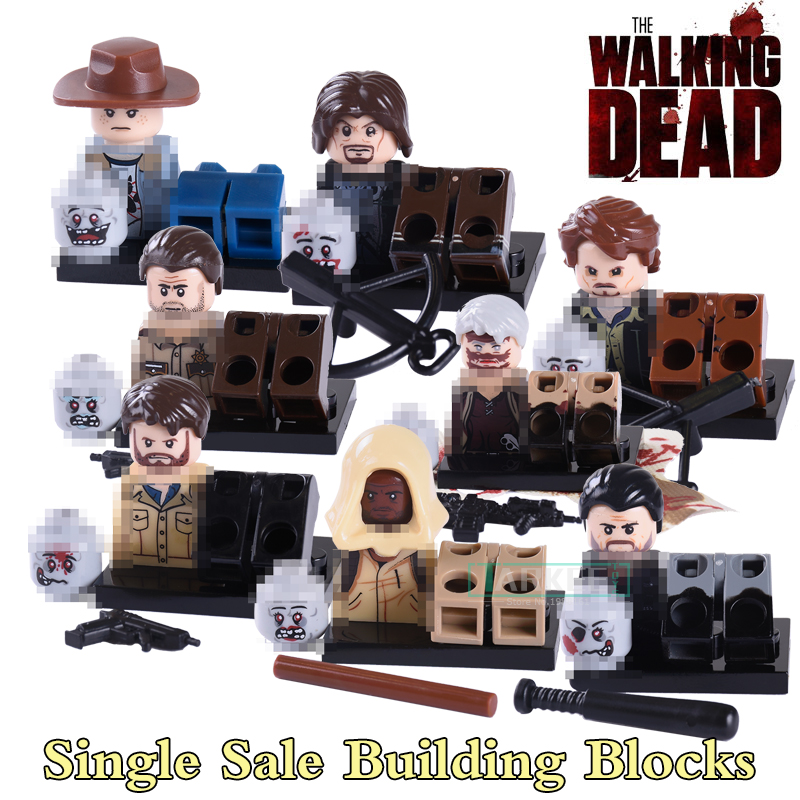 educational-blocks-carl-daryl-rick-negan-font-b-the-b-font-font-b-walking-b-font-font-b-dead-b-font-figures-super-heroes-star-wars-building-bricks-kids-diy-toys-kl9003