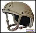 S/M DE Deluxe OPS-Core Maritime NIJ level IIIA 3A Tested Bulletproof Helmet Desert Tan FAST Bullet Proof Ballistic DEVGRU Helmet