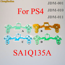 ChengHaoRan 50Pcs For PS4 Controller Dualshock 3 SA1Q135A Vibration Conductive Film Ribbon Circuit Board flex JDM 001 010 011
